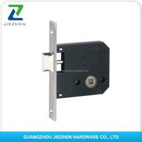 round square forend strikers magnetic night latch deadbolt backset handles european key door key internal parts lock