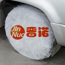 Non-woven Fabric Tire Cover Spare Tire Cover