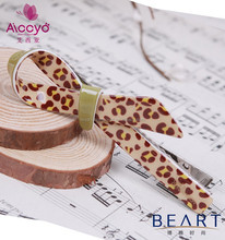 Fashion Turtle Shell Hair Accessory Diffrent Size Alligator Hair Clip for ladies and girls