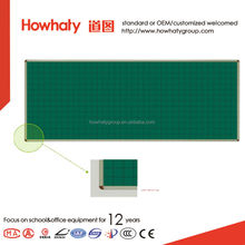 School supplies wholesale sliding green board with factory price