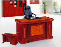 Wooden computer table Malaysia design