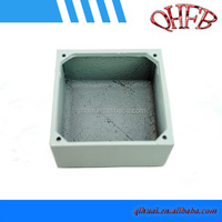 waterproof square aluminum enclosure box