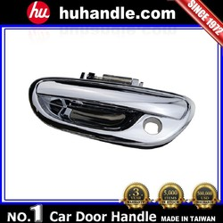 for Subaru Chrome auto parts Car Outside Handle OEM:61021AG07ANN-Chrome