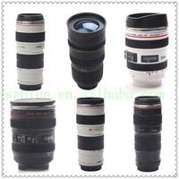Caniam Camera Lens Coffee mug/Cup, Travel Mug - Camera EOS 24-105mm Model Stainless 400ml Thermos