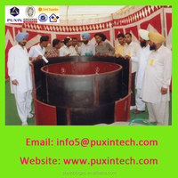 small biogas power plant/biogas digester for animal waste