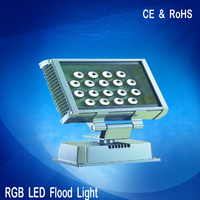 IP65 18w led flood lights foot rgb led stage lamp lighting outside