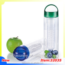 Portable water bottle flexible straw - 27 OZ.