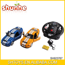 Ford GT500 4CH 1:14 Open Door Gravity Sensor Remote Control Licensed Car Toys With Light and Sound