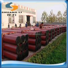 Shuangli Ceramic-lined (corundum) composite steel pipe
