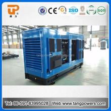 100KVA 220v generator diesel silent