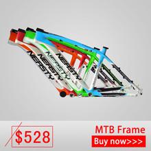 """Trade Assurance Carbon Bike Parts 26er 15""""/17"""" Carbon MTB Frame Mountain Bike Frame"""