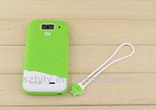 2013 factory wholesale price hot sale sock mobile phone holder lanyard
