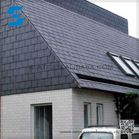 Factory Wholesale Grey Split Tiled Roofing Slate