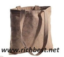 jute tote shopping bag.make jute bags home