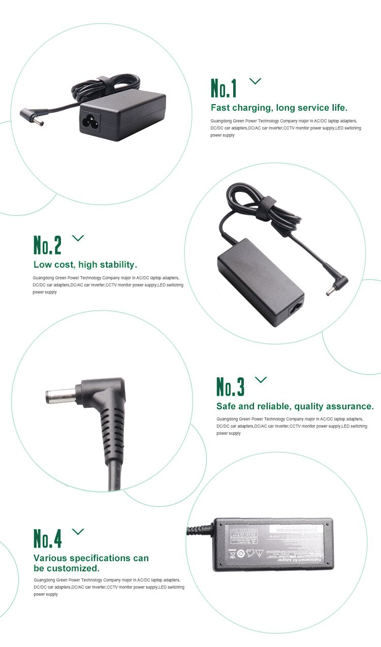 Mini Size Smart Design For Computer 12v 8a Ac Dc Laptop Charger Samsung Power Cord Wire Diagram Guangdong Green Technology Co Ltd Was Established In 2009 Specialized Researching And Manufacturing Notebook Adapters