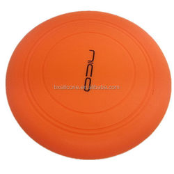 High quality Crazy Selling silicone frisbee dog