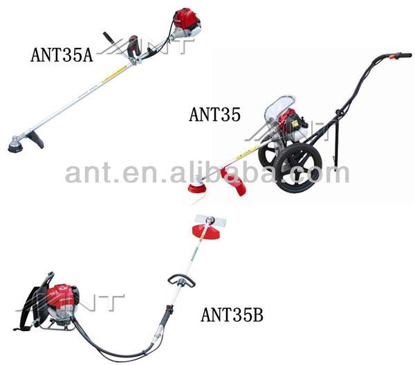 ANT35 garden tractor grass cutter