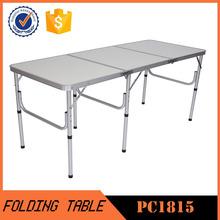 Wholesale foldable outdoor portable picnic folding table