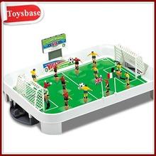 mesa de madera de fútbol mini juego de fútbol