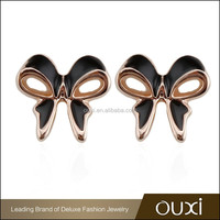 OUXI Innovative products beautiful stud earrings for lady 5952