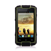 Android smartphone dustproof waterproof shockproof mobile phone touch screen