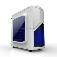 Jnp-C251 shining panel good price Gamer PC Case Tower on alibaba