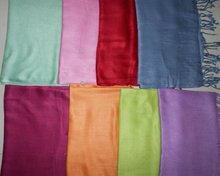 Colorful VISCOSE PASHMINA SHAWLS