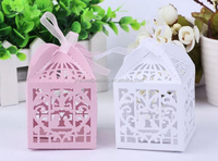 Import china products candy boxes gift box Bird Cage laser cut candy box new items in china market