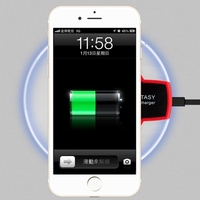 CE,RoHS,FCC Approved wireless charger handphone ,OEM quick deliver power sockets for Iphone Samsung