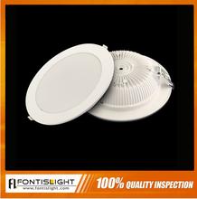 18W COB LED Downlights /High lumen recessed down light daylight
