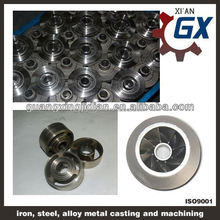 Mechanical seal pump parts