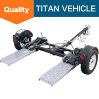 car towing dolly trailer , Car trailer / Tow dolly / Car dolly
