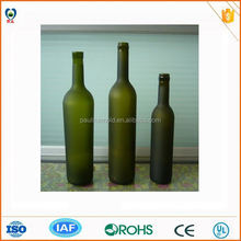 500ml 750ml 1000 ml wine bottle
