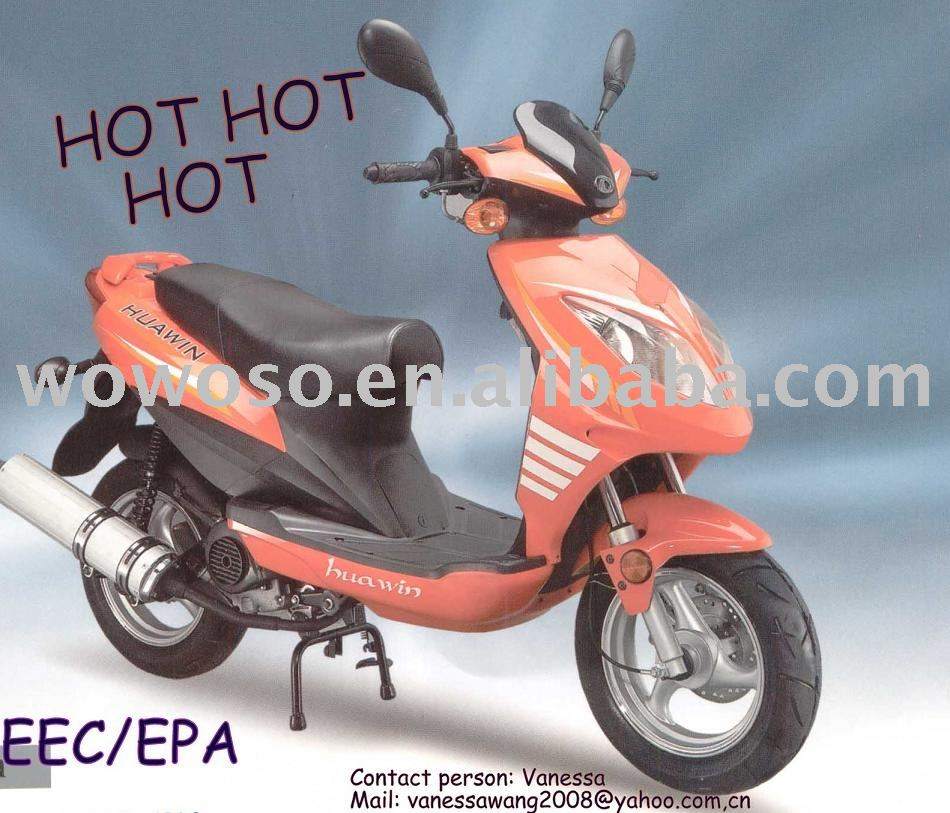 Motor scooter hy50qt 10 for Where can i buy a motor scooter