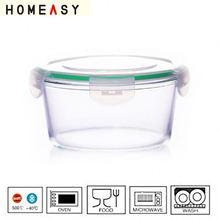 1000ml glass Jar clip top storage preserve Jam Airtight Jar