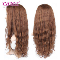 Top quality human hair full peruvian lace wigs wholesale