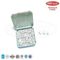 Sweet tablet candy mint