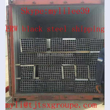 Factory Price Building Material of Heavy carbon square steel tube or pipe