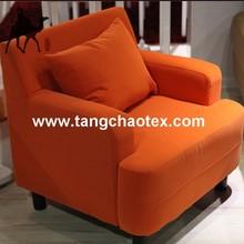 100% RPET camurça sintética tecido para o sofá