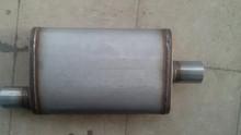 Stainless steel magnaflow muffler