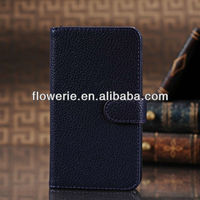 FL2167 2013 Guangzhou wholesale lychee skin stand wallet leather case with credit card slot for google nexus 4 LG E960