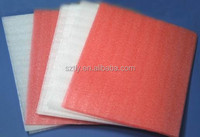 esd bubble wrap bag with EPE foam inserted