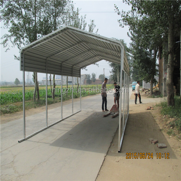 Single slope carport for Single slope carport