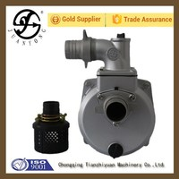 China Juanyong Brand 12 v booster water pump with cooling system for agriculture irrigation