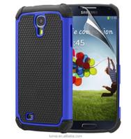Shockproof Hybrid Hard Back Case Cover For Samsung Galaxy S4 i9500