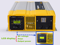 Xantrex Prosine 1800 off grid intelligent dc/ac power inverter