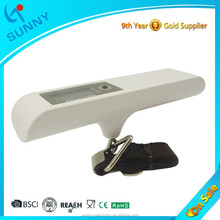 Sunny Promotion 50 KG Digital Hanging Weighing Scale For Luggage