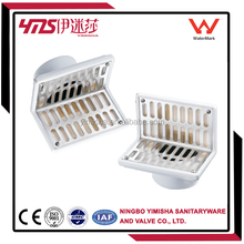 120mmx80mm floor drain strainer and square stainless steel deodorize floor drain