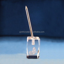 Wedding Personalized Pen with Crystal Base for Wedding Gifts MH-B0102