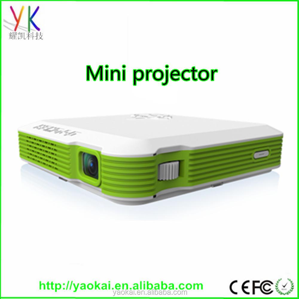 Latest mini projector low cost pico pocket full hd led for Latest pocket projector